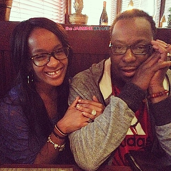 Bobby Brown Has A Sweet Message To Bobbi Kristina On What Would Have Been Her 26th Birthday