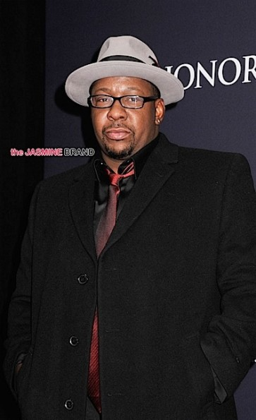 Bobby Brown Denies Health Scare