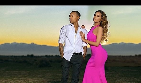 Erica Mena & Shad 'Bow Wow' Moss Release Engagement Photos