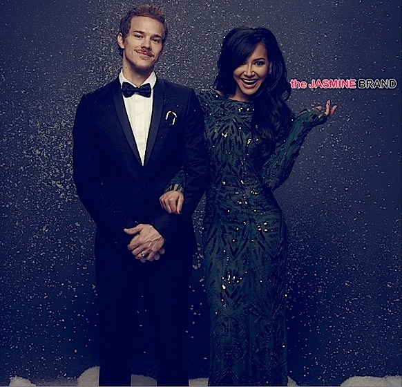 Ovary Hustlin: Naya Rivera Announces Pregnancy! [Photo]