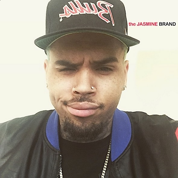 Chris Brown Disappointed In Society, Lashes Out At Critics: Be blessed or be quiet!
