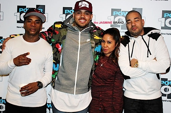 Chris Brown On Criticizing Tamar Braxton & Adrienne Bailon, Three-Somes With Karrueche Tran [VIDEO]