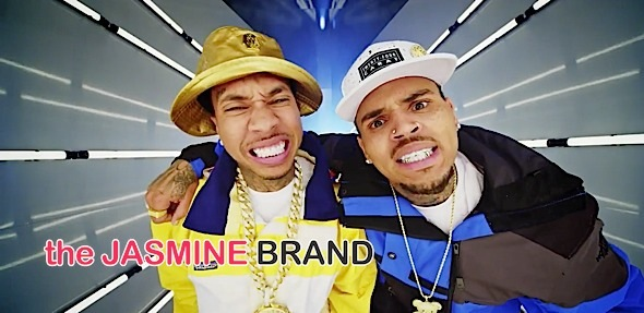 chris brown-tyga ayo video-the jasmine brand