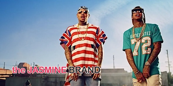 chris brown-tyga-ayo video-the jasmine brand