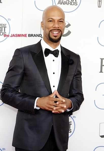 Common Denies He's Dating Regina Hall: That's my buddy.