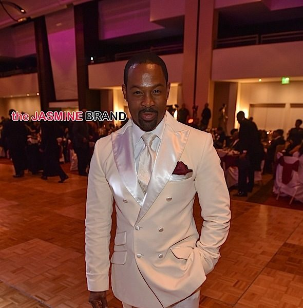 Darrin Dewitt Henson Talks 6 Month Marriage + Beef With Columbus Short