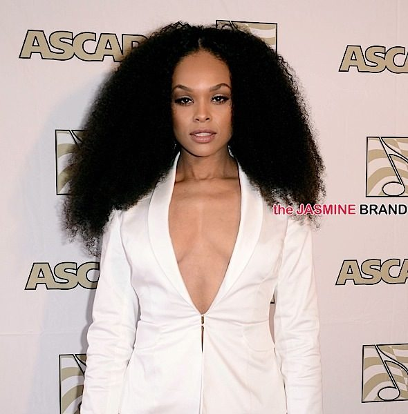 NeYo, Bridget Kelly, Melanie Fiona, Demetria McKinney Attend ASCAP Brunch [Photos]