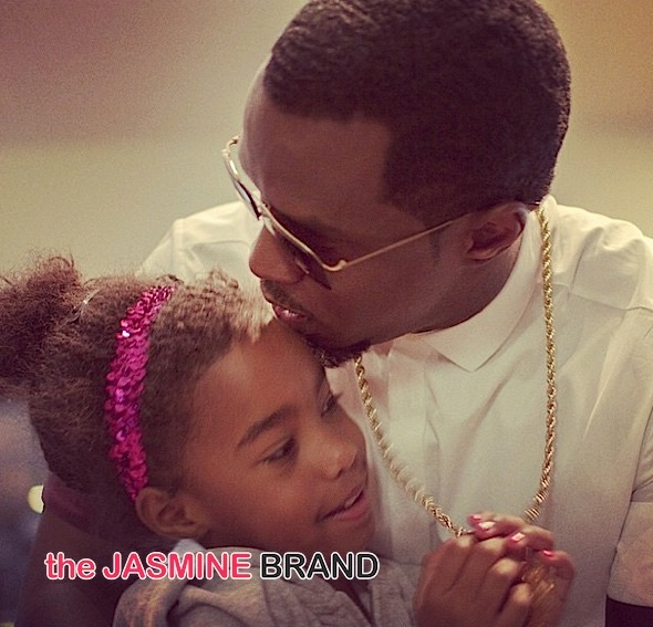 diddy-twin daughter-the jasmine brand