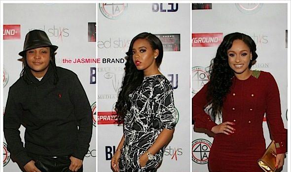 Spike Lee Hosts 'Da Sweet Blood of Jesus' Dinner: Angela Simmons, Tahiry Jose, Felicia Pearson & More Attend [Photos]