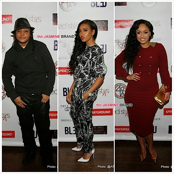 Spike Lee Hosts 'Da Sweet Blood of Jesus' Dinner: Angela Simmons, Tahiry Jose, Felicia Pearson & More Attend [Photos]