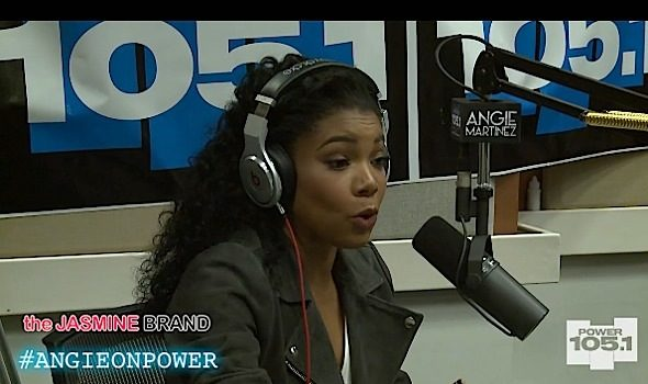 Gabrielle Union (Sorta) Shades Charles Barkley, Says Hollywood's Lacking Smart Comedies That Want Black Women [VIDEO]