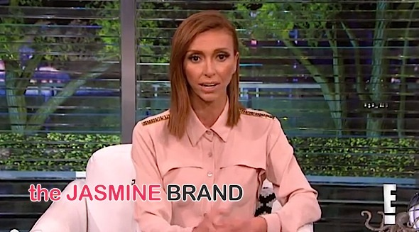 giuliana rancic-video apology-zendaya hair controversy-the jasmine brand