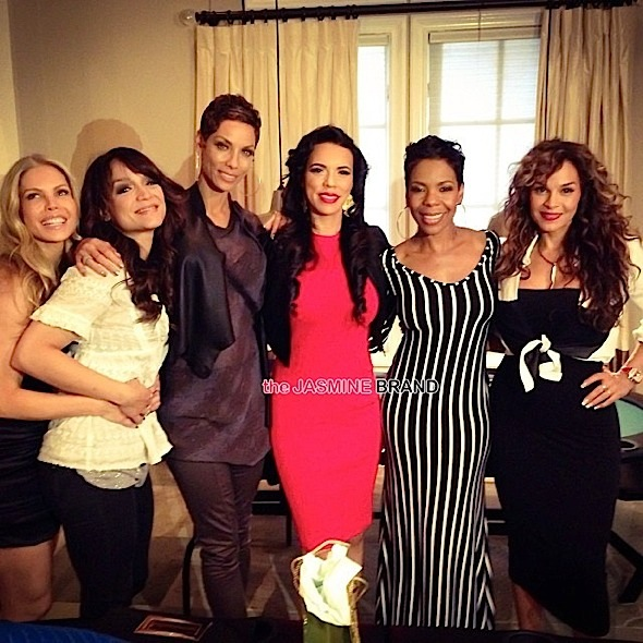 Hollywood Exes Officially Cancelled, Sheree Fletcher: We were all shocked! [VIDEO]