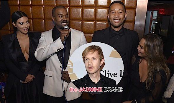 John Legend Defends Beck On Instagram: I disagree with Kanye West.