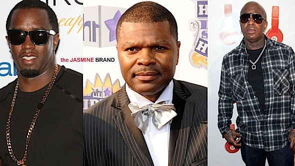 J.Prince Threatens Diddy, Birdman & Wayne Over Drake: I'll hurt your family. [Audio]