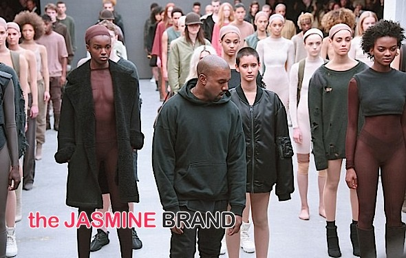 Kanye West Presents Adidas Collection During NYFW + Beyonce, Jay Z, Cassie, Diddy, Russell Simmons, Rihanna Attend [Photos]