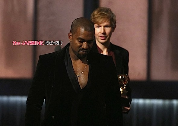 kanye west-beck grammys-the jasmine brand