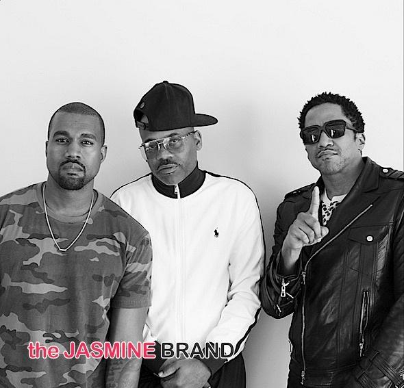 Celebrity Stalking: Kanye West & Dame Dash, Oprah & Betty White, Rihanna, Gabrielle Union, Patti Labelle & Debbie Allen