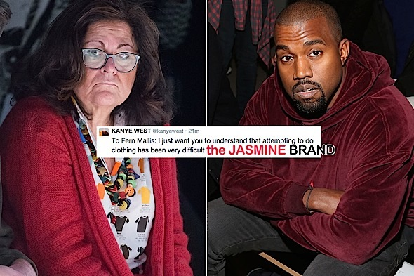 Kanye West Pens Personal Message, Defending Himself Against New York Fashion Week Creator Fern Mallis
