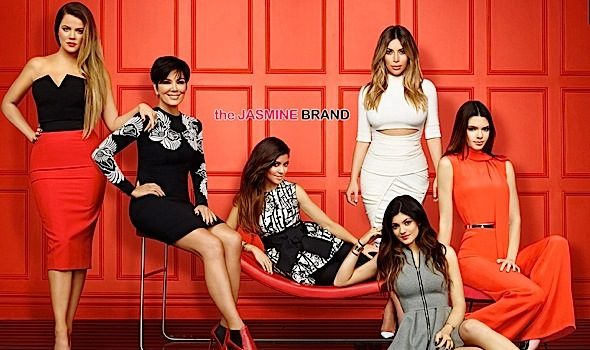 Cut the Check! Kardashian's Sign Record-Breaking $100 Million Deal With E! (UPDATE)