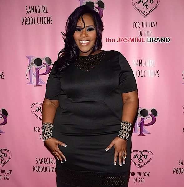 [INTERVIEW] Kelly Price Requests Privacy For Bobbi Kristina, Denies Stealing Whitney Houston Tribute Event