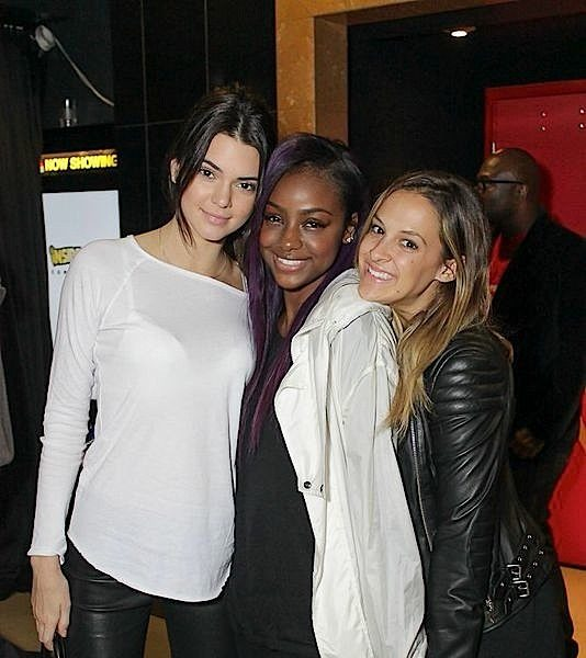 Kendall Jenner, Russell Simmons, RaVaughn Attend All Def Comedy Live [Photos]