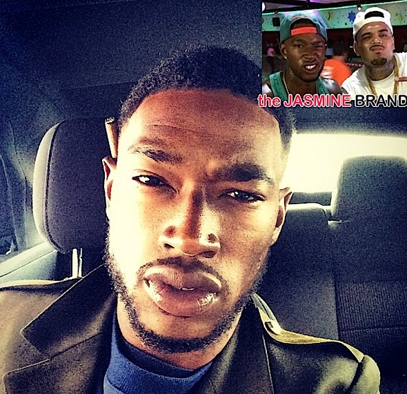 kevin mccall explains fallout with chris brown-the jasmine brand