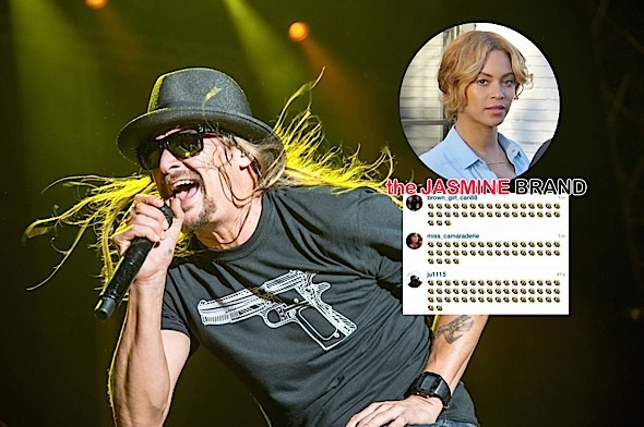 Kid Rock Questions Beyonce's Talent, Beyhive Attacks (Literally)