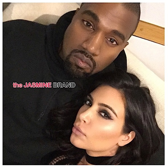 kim kardashian-kanye west-no smiles-the jasmine brand