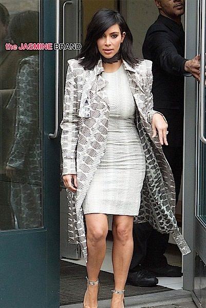 Celebrity Stalking: Kim Kardashian, Brandy, NeYo, Kim Porter, Mendeecees Harris [Photos]