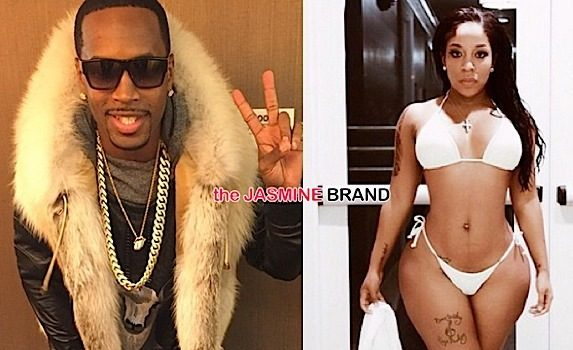 Ear Hustlin': Are K.Michelle & Nicki Minaj's Ex Safaree Samuels Secretly Dating?