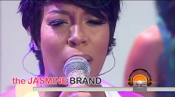 kmichelle-performs on today show-the jasmine brand