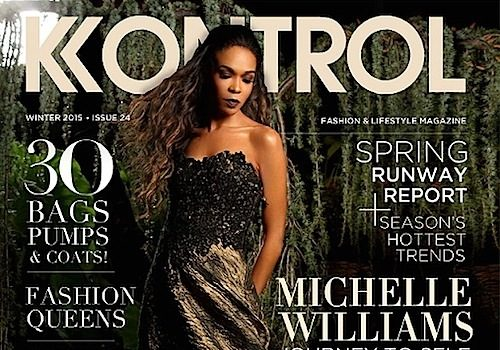 Michelle Williams Covers 'Kontrol' [VIDEO]
