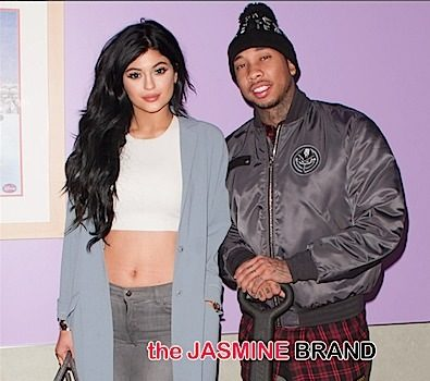 Tyga – I Helped Kylie Jenner w/ Her Lip Kits!