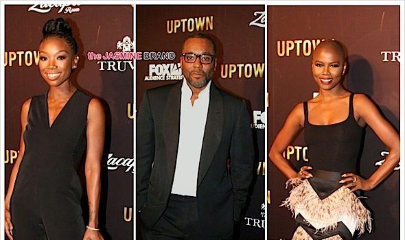 Celebs Hit Uptown's Pre Oscar Gala Honoring Lee Daniels: Paula Patton, Mike Epps, Brandy, Debbie Allen & More [Photos]