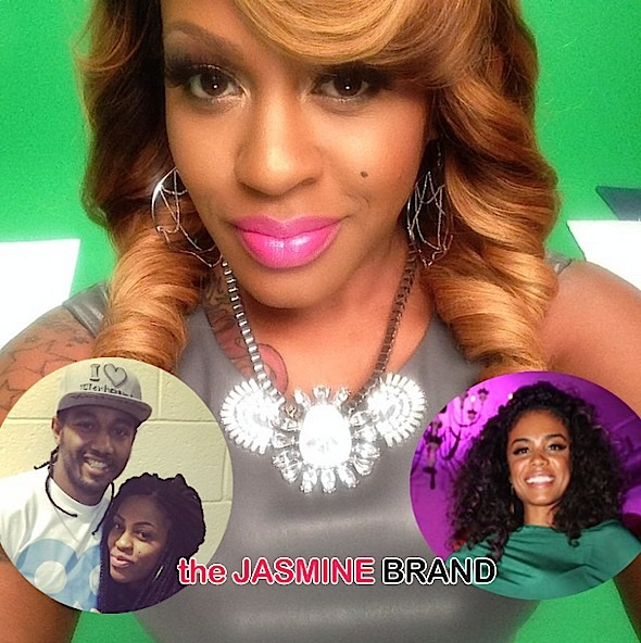 Lil Mo Isn't Surprised At Claudette Ortiz's Departure, Explains Keeping New Hubby Secret
