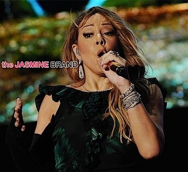Mariah Carey Has A Lip Sync Fail At 'Jazz And Blues Festival'  [VIDEO]