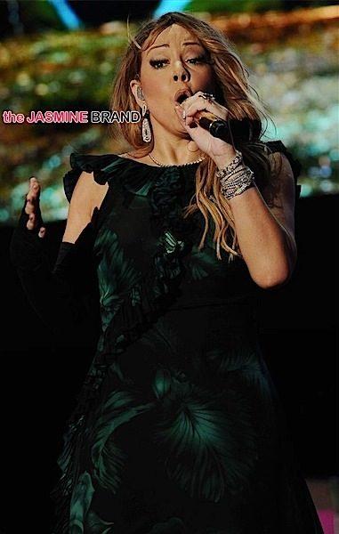 Mariah Carey Has A Lip Sync Fail At 'Jazz And Blues Festival'  [VIDEO]