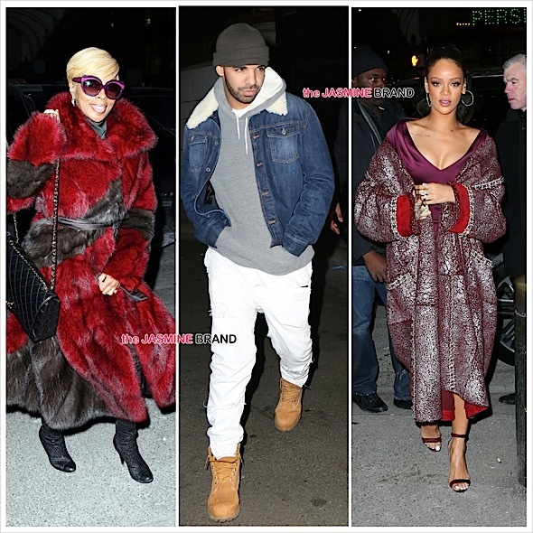 Celebrity Stalking: Drake, Rihanna, Mary J. Blige, Shonda Rhimes, Vivica A. Fox, Omari Hardwick, Terry Crews