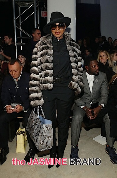 mary j blige-public school nyfw 2015-the jasmine brand