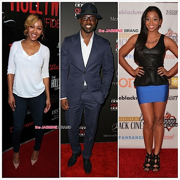Meagan Good Lands 'Minority Report' Lead + Bresha Webb, Lance Gross, Laverne Cox, and Vanessa Williams Snag Pilots