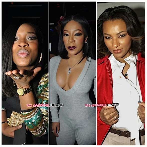 Yandy Smith, K.Michelle, Tara Wallace