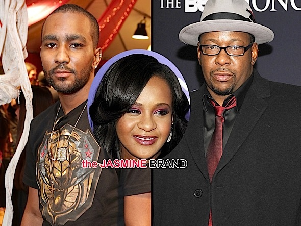 Bobby Brown On Nick Gordon - I Want Him In Jail Where Somebody Can Rape Him