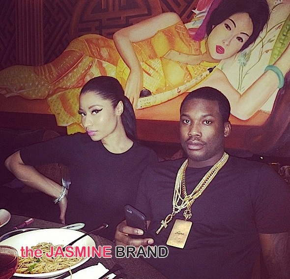 nicki minaj-meek mill-dinner-the jasmine brand