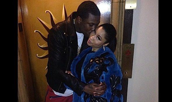Meek Mill Kisses Nicki Minaj For Instagram, KimYe Take Baby North to Zoo, Rick Ross & GF Stunt with Bob Kraft + Diddy, K.Michelle, Karrueche, Jordin Sparks [Photos]