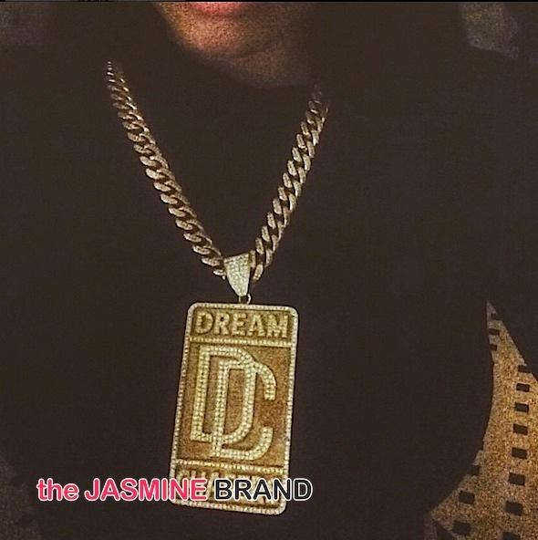nicki minaj wears meek mills chain-the jasmine brand