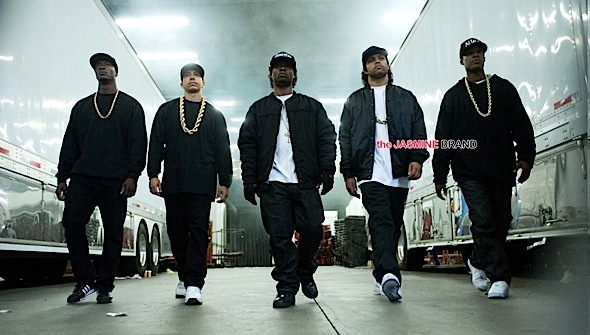 First Look! Straight Outta Compton Trailer [VIDEO]