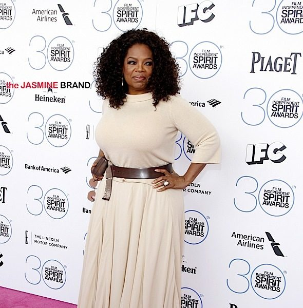 Oprah Winfrey Is Now Part Owner of Weight Watchers
