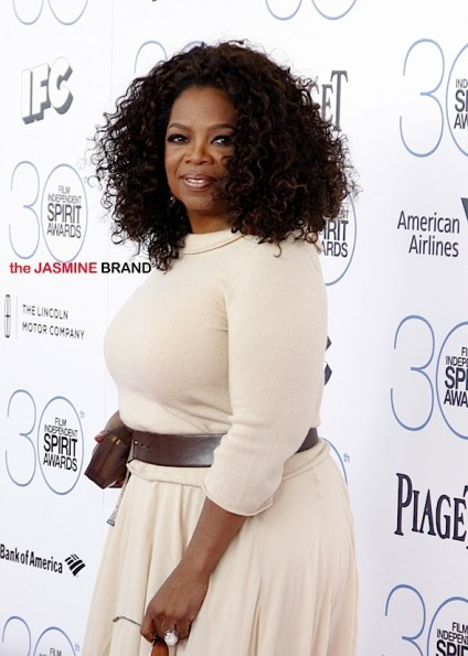Oprah's Company Sued Over Film