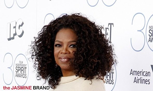 Oprah's Healthy Gift To 'A Wrinkle In Time' Cast & Crew [VIDEO]